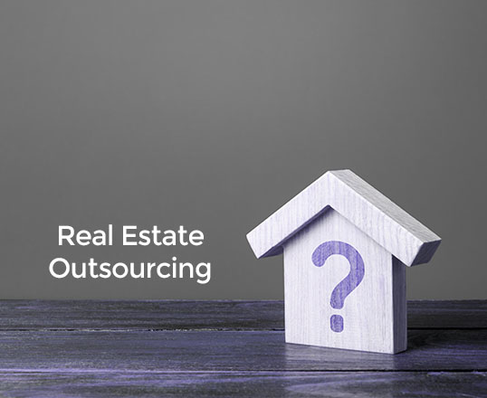 Real estate outsourcing advantages and disadvantages